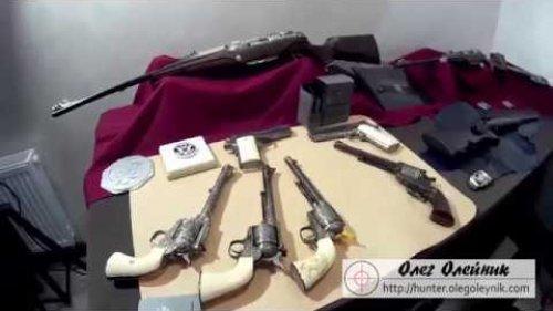 Выставка элитного оружия с участием его мастеров