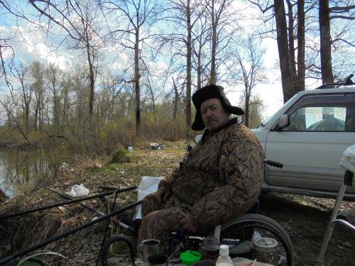 Рыбалка в Старобиберево