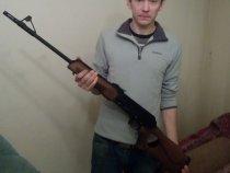 Я с пулеметом))