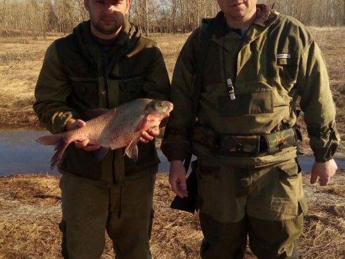 рыбалка на охоте