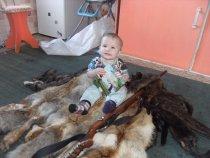 Будущий охотник))