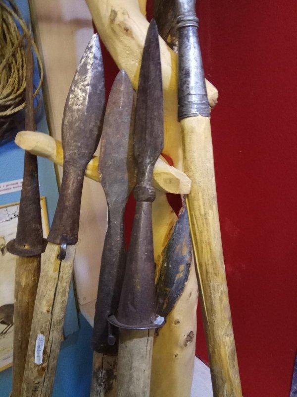 Якутские рогатины - тайыы