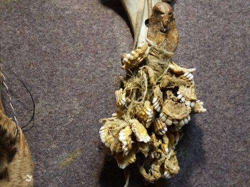 Эhэкээн - охотничий амулет, вместлище духа - покровителя охоты