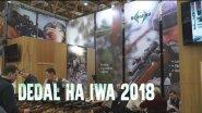 Репортаж со стенда компании DEDAL на выставке IWA2018