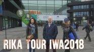 Репортаж c выставки IWA которая прошла в марте этого года в Германии