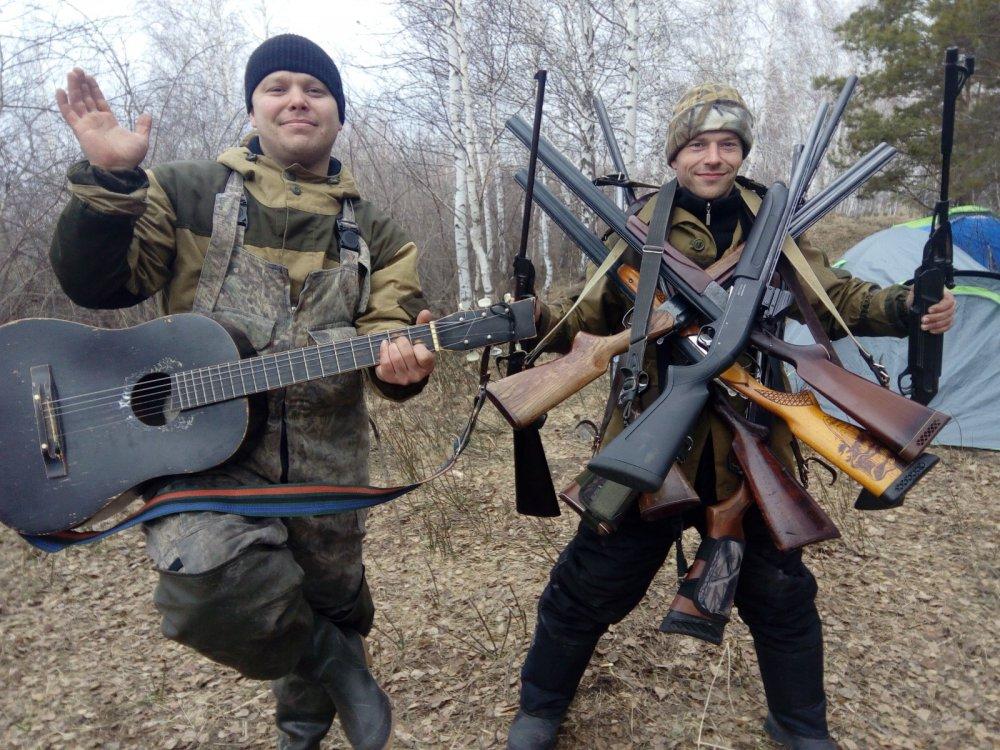 В болото на гастроли!