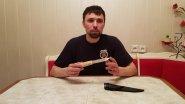 ЯКУТСКИЙ НОЖ для ОХОТЫ! Пять причин в пользу якутского ножа