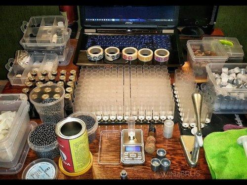 Минизаводик по производству самокрутных патронов!