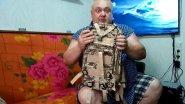 Рюкзачок камо для охоты и рыбалки из Китая 05 07 17 г