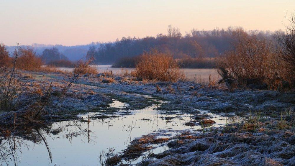 Пейзажи Белгородской области...