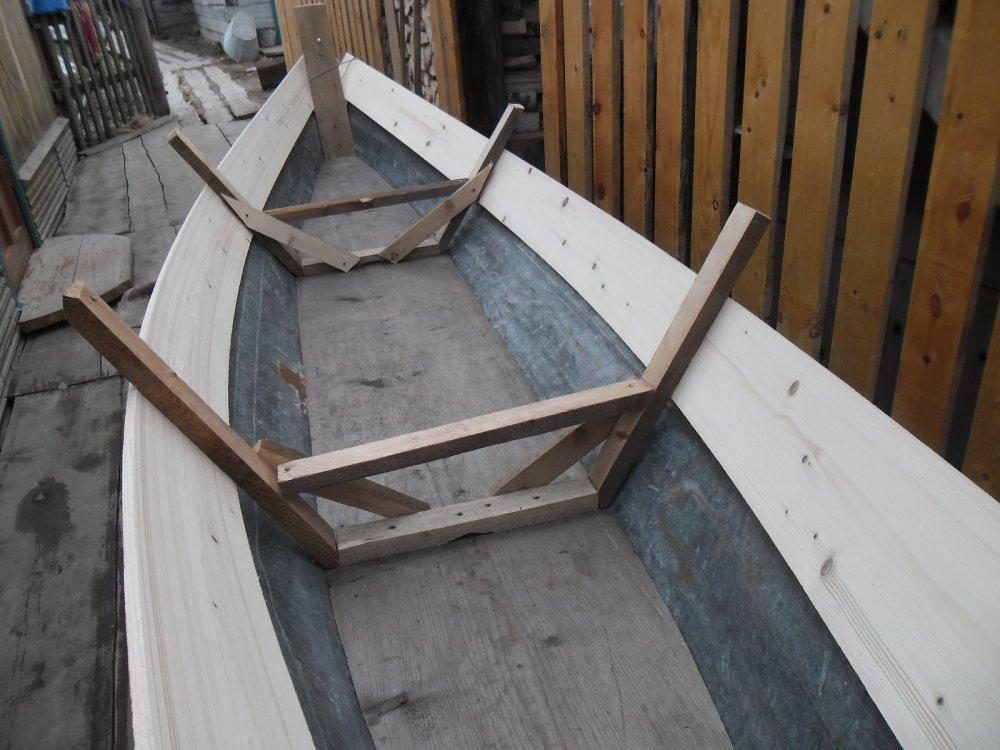 нет каркас лодки из реек фото убеждаться том