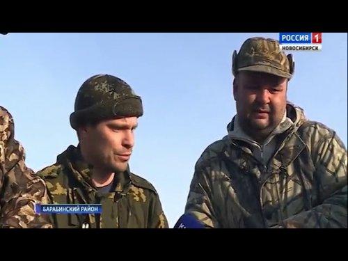 Новосибирские охотники пожаловались на неудачный весенний сезон