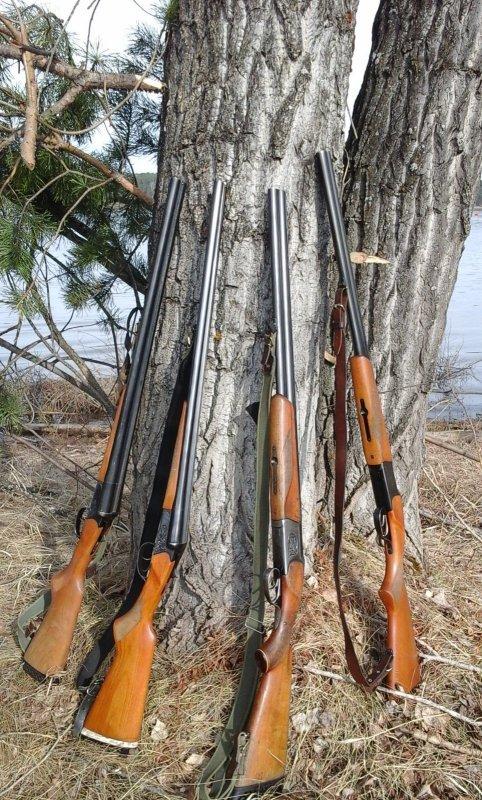 Когда ружья отдыхают