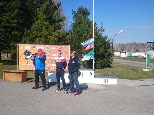 Фотоотчет (Часть 2) 12 мая, Новосибирск, СибВО, 2 этап Кубка Сибири, спорт-трап, 150 мишеней