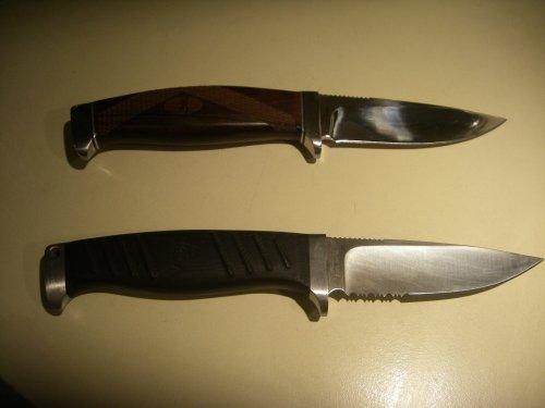 Прикупил ножики