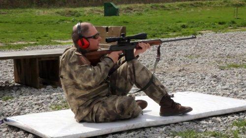 Снайпинг в Алтайском стрелке