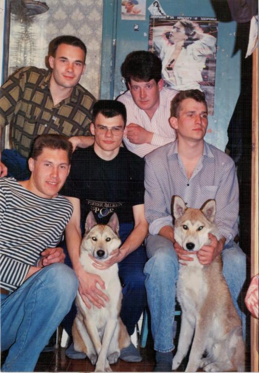 """Иркутск 1995, Молодёжный, общ. 5""""В"""", к. 506."""
