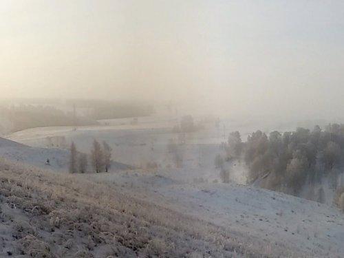 Новобачатские холмы