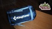 Спальный мешок KingCamp OASIS 250. Моё снаряжение для походов.