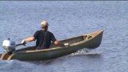 Каноэ 375 см  Охотничья лодка