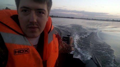 тохатсу 5л.с., лодка Лоцман 290, без киля