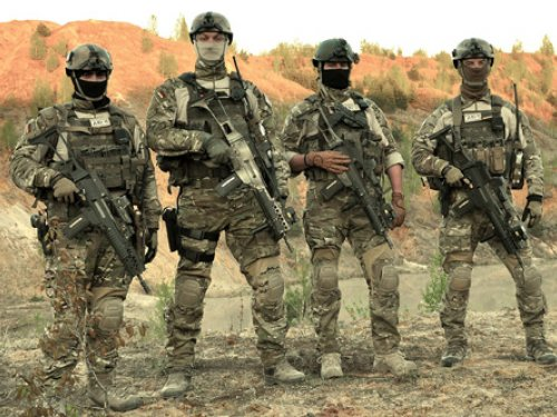 Армейская экипировка для охотников
