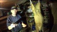Тестируем охотничий ЯКУТСКИЙ нож и GANZO 723 на КОСУЛЕ