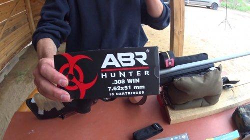 Варминт винтовка LA 102 Crossover. Стреляем патронами Norma Oryx, Sellier & Bellot, ABR.