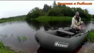 Обзор лодки Феникс 280Т и эл мотор WaterSnake FWT34TH