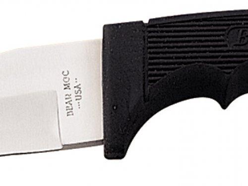 Обзор ножа Bear&Son Black Guthook