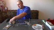Точилка для ножей из Китая