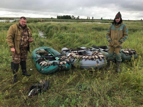 Открытие охоты 2018