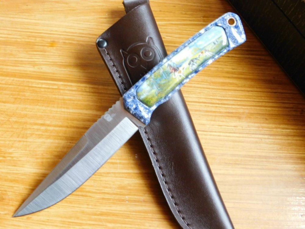 нож сова охота.