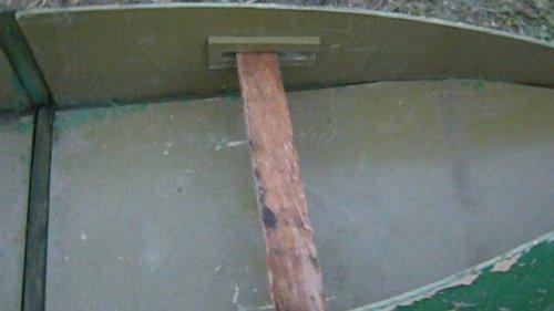 Компактная разборная лодка