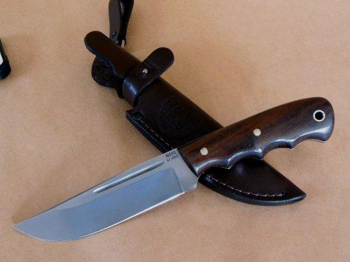 Цельнометаллический нож Барсук