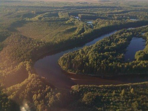 Река Чижапка