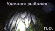 Рыбалка на таежной речке осенью, закрытие сезона.