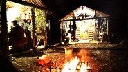 4 ДНЯ В ТАЙГЕ / ОСЕННЯЯ ОХОТА 2018 / КОСИМ ЛИСИЧЕК / ТАЕЖНЫЙ БЫТ Часть1 / Наедине с тайгой