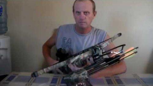 Купили арбалет (XR175 Centerpoint Crossbow)