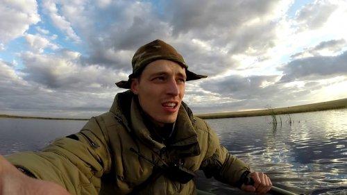 Вторая вылазка - охота на утку 2018