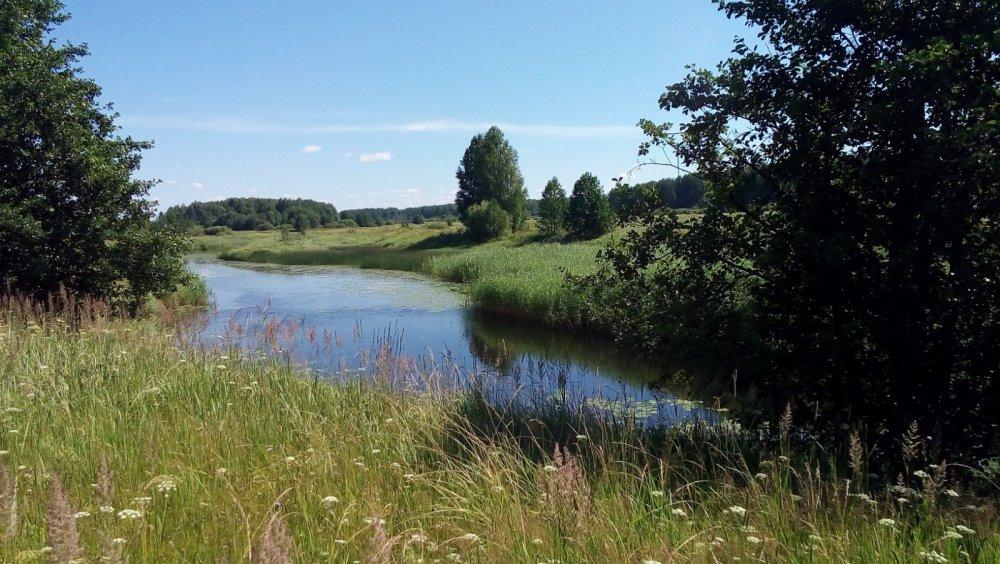 река Ошма