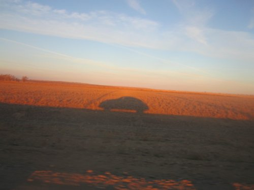 Авто уходящей осени...