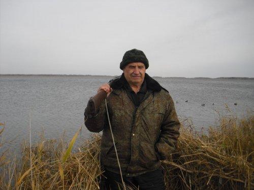 Крайняя охота на любимом озере.