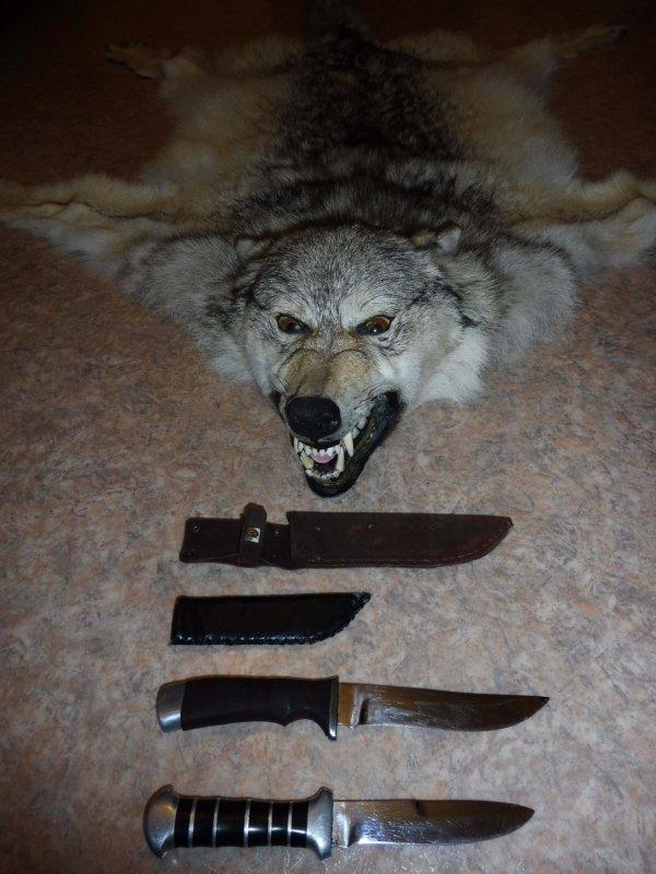 """...""""Нож зажал я посильней..."""""""