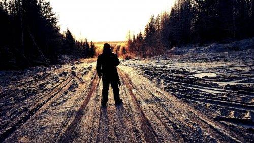 НЕ ПОПАЛИ В ИЗБУ В -20! / Одни в тайге / Закрытие осенней охоты 2018 / Наедине с тайгой