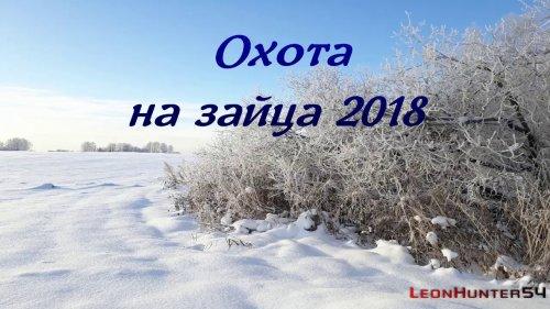 Охота на зайца 2018!!!