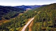 Горный Алтай - Ябоганский перевал