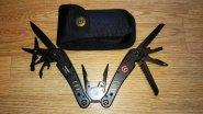 Мультитул Ganzo G302B. Multi Tool. Идеальный EDC подарок для мужчины.