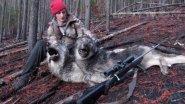 2018 North Idaho Wolf Hunting Brandon Pitcher