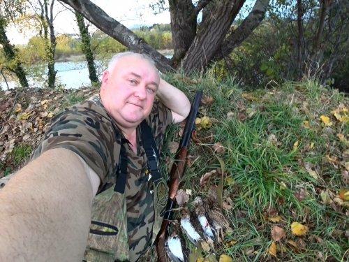 Охота на бекаса и перепёлку в конце ноября 4